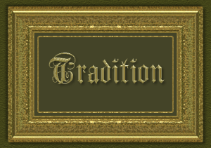 value-of-traditions